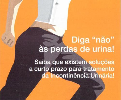 Incontinência Urinária, diga não às perdas de Urina!